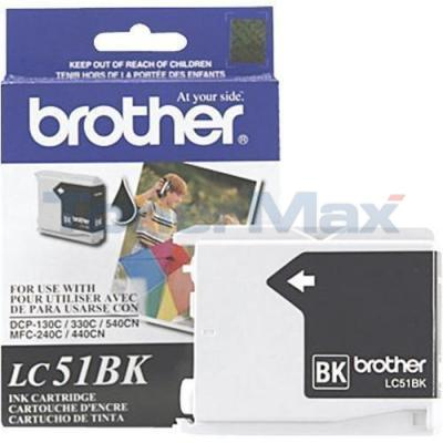 BROTHER DCP-130C INK CARTRIDGE BLACK 